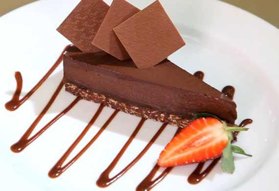Thomas Schnetzler's Lindt delicieux cake