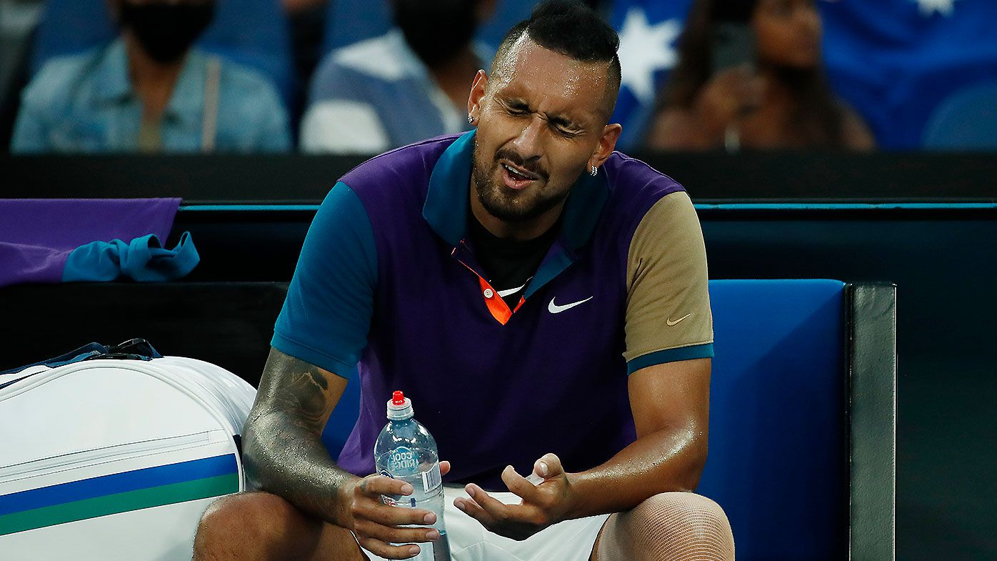 Nick Kyrgios left to rue crucial flash points in thrilling five-set loss to Dominic Thiem