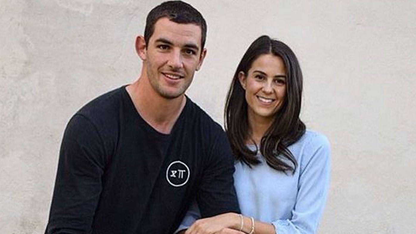Taylor Walker and partner