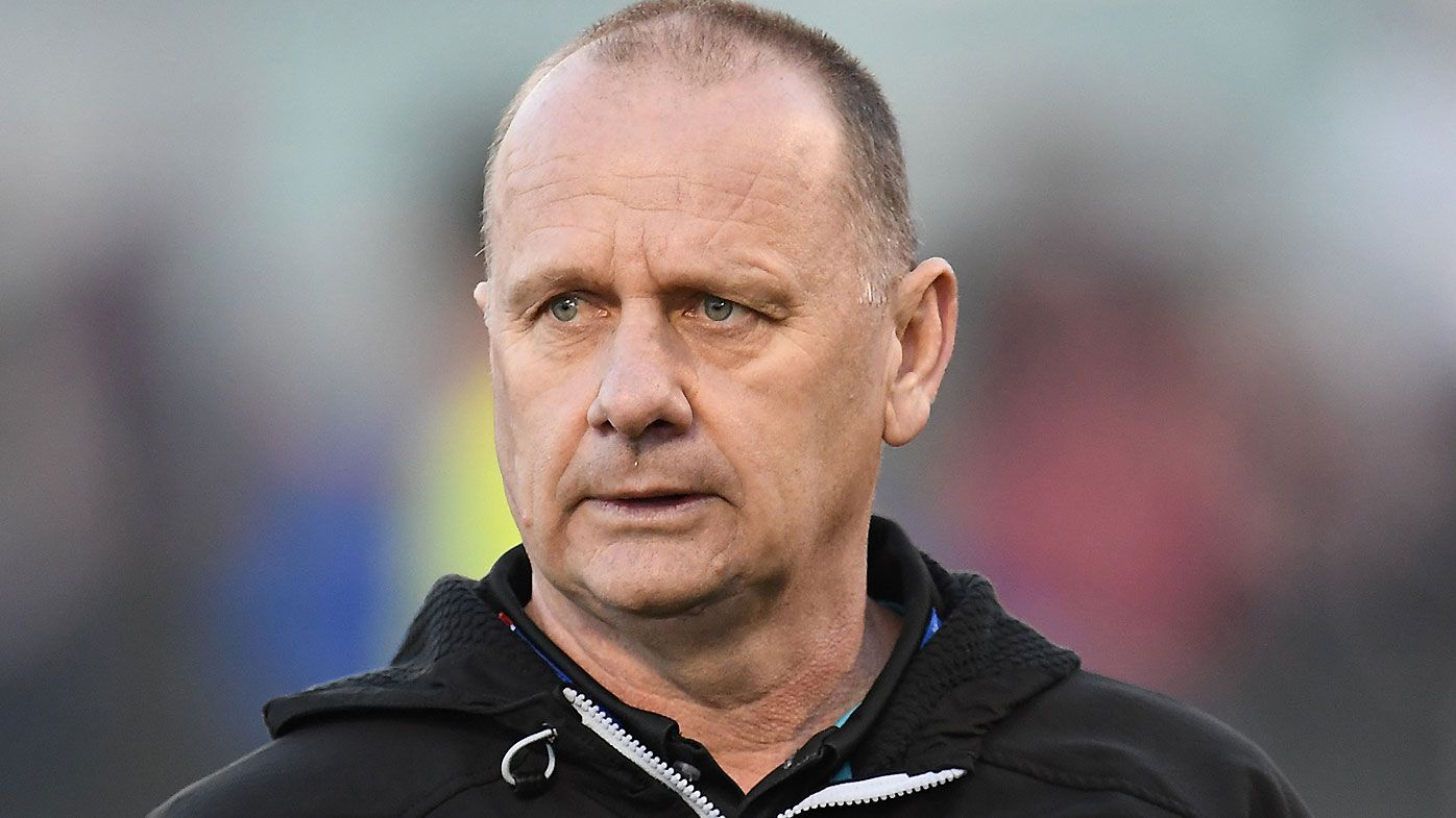 Port Adelaide coach Ken Hinkley slams AFL review system after contentious Jenkins goal