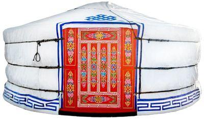 Yurt, $11333 (US$8300)