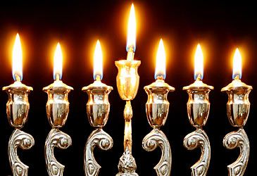 Daily Quiz: How many candles does a Hanukkah menorah hold?