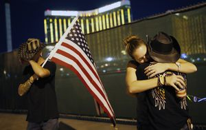 Las Vegas massacre: Mass shooting victims reach $1b settlement with hotel chain