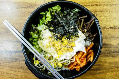<strong>8. Bibimbap in Seoul, South Korea</strong>