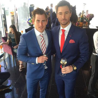 The Bachelorette's Dave Billsborrow and Michael Turnbull