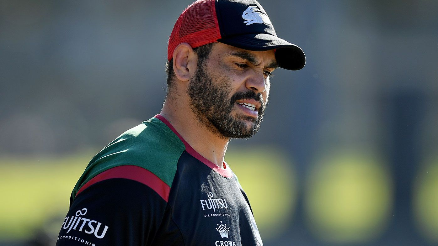 South Sydney Rabbitohs coach Anthony Siebold still unsure on Greg Inglis' return date