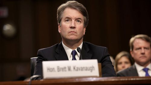 Brett Kavanaugh has denied the allegations.