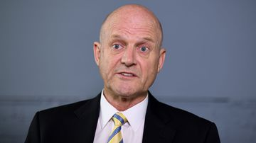 Senator David Leyonhjelm has not been elected to the NSW Upper House.