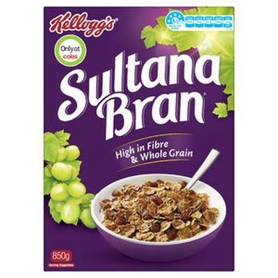5. Sultana Bran
