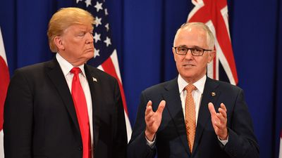 'It's as simple as that': Norman sheds light on Turnbull, Trump connection