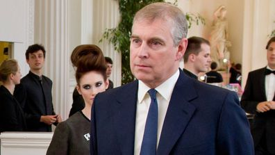 Prince Andrew ballet