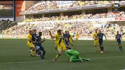 Central Coast Mariners defender Antony Golec has surgery, out for A-League season