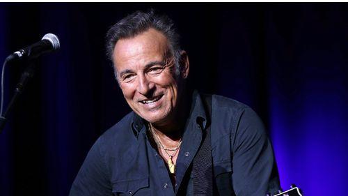 Bruce Springsteen. (AAP)
