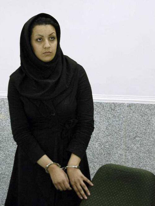 Reyhaneh had been on death row for five years. (AAP)