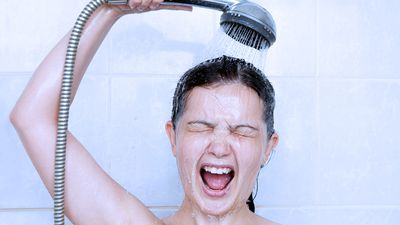 Why a cold shower probably won't help you lose weight