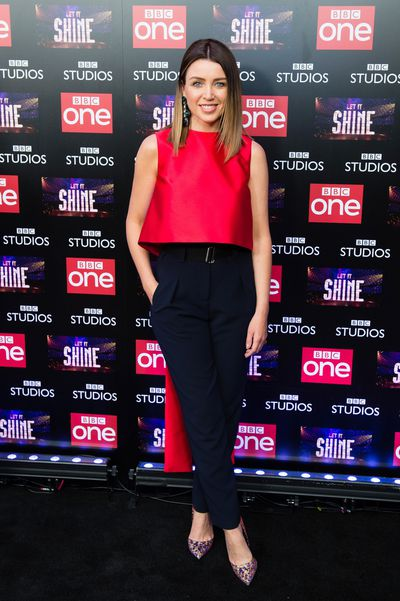 Dannii Minogue at the launch of the new BBC One show <em>Let It Shine</em>&nbsp;in London,  December, 2016