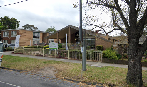 Menarock aged-care facility