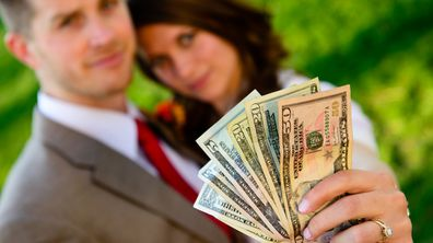 A woman has demanded $30k in donations for her wedding