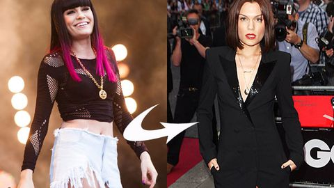 Jessie J doesn't look like Jessie J anymore