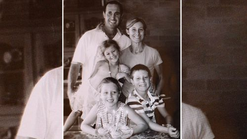 'It's all my fault' note discovered at scene of Riverina family's murder-suicide