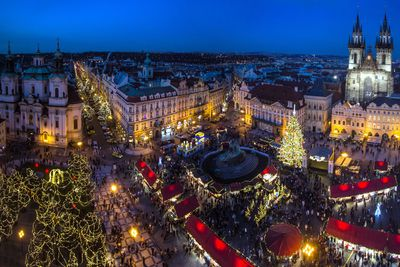 <strong>9. Prague: The best for cheap Christmas trees</strong>