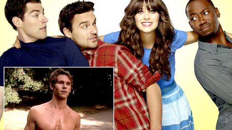 Ryan Kwanten will guest-star in the upcoming comedy New Girl