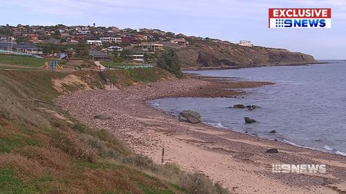 Thousands of locals have signed the petition to bring the sea pool to Hallett Cove. (9NEWS)