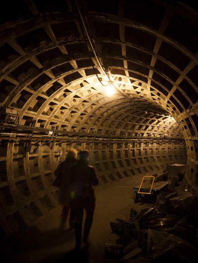 <strong>Hidden London Underground Railway Tour</strong>