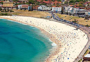 Daily Quiz: Which sport did Bondi Beach host at the 2000 Olympic Games?