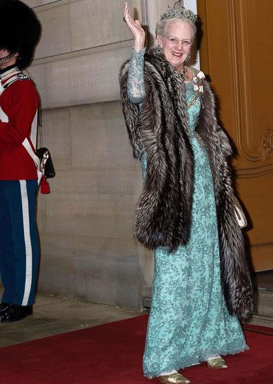 Princess Mary and Danish Royal family New Years Eve dinner Queen Margrethe