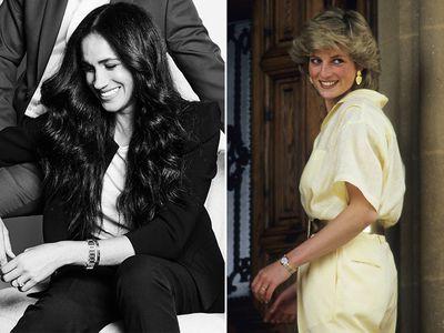 Honouring Diana through jewellery