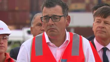 Daniel Andrews vows to go ahead with West Gate Tunnel
