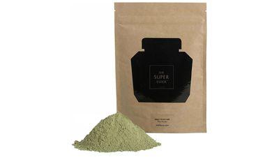 "<a href=""http://shop.davidjones.com.au/djs/en/davidjones/re-sealable-pouch-300g"" target=""_blank"">The Super Elixir Re-Sealable Pouch, $85, Elle Macpherson</a>"