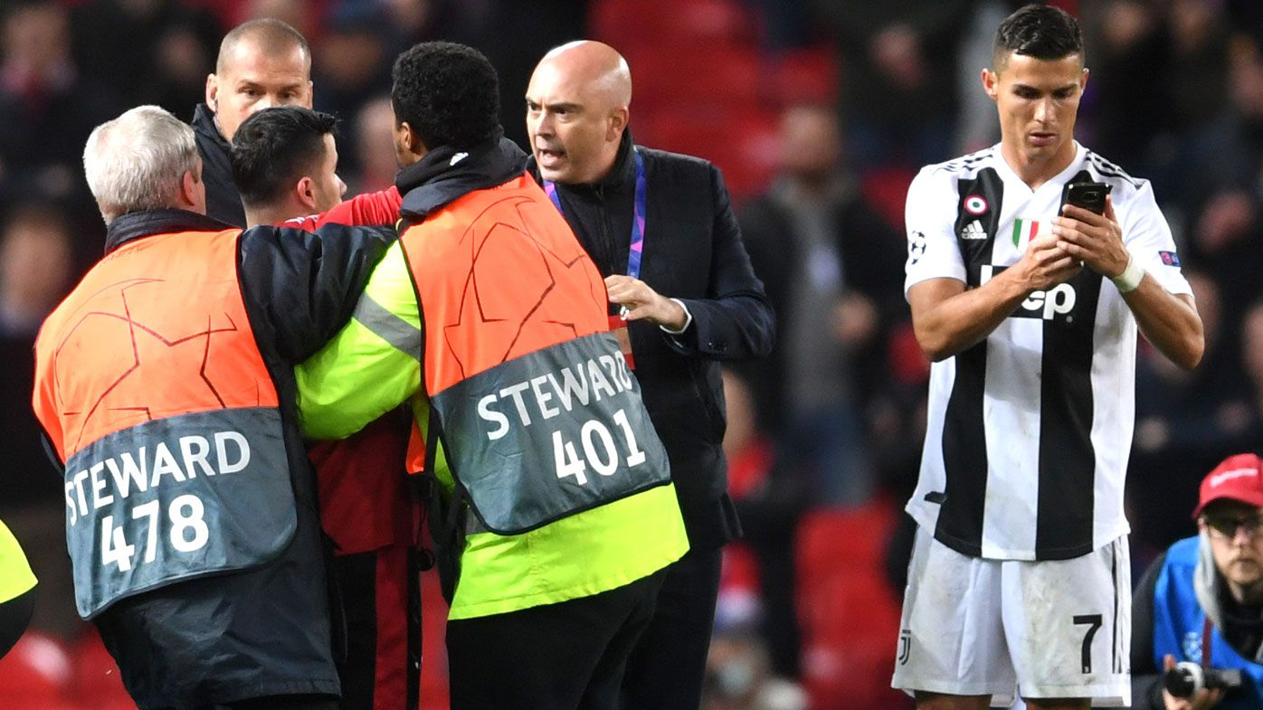 Optus Sport Expert Michael Bridges says Cristiano Ronaldo selfie could have negative consequences