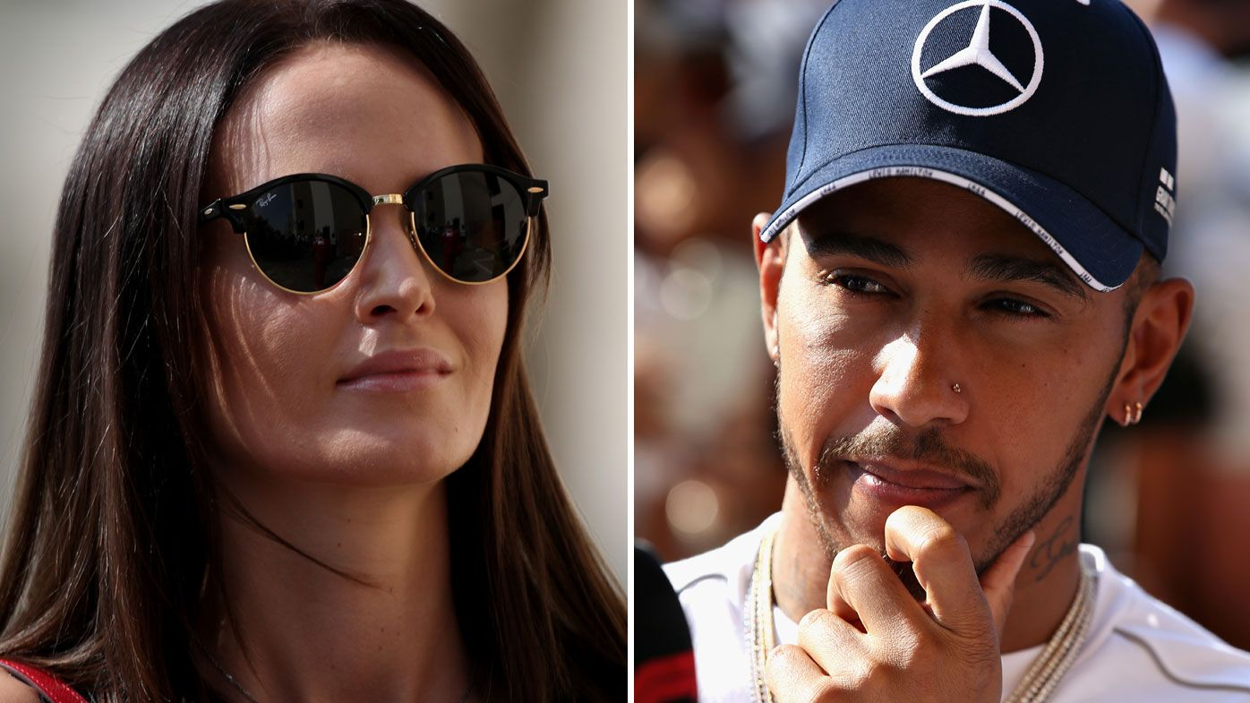 Kimi Raikkonen's wife slams Mercedes' Lewis Hamilton over British Grand Prix crash