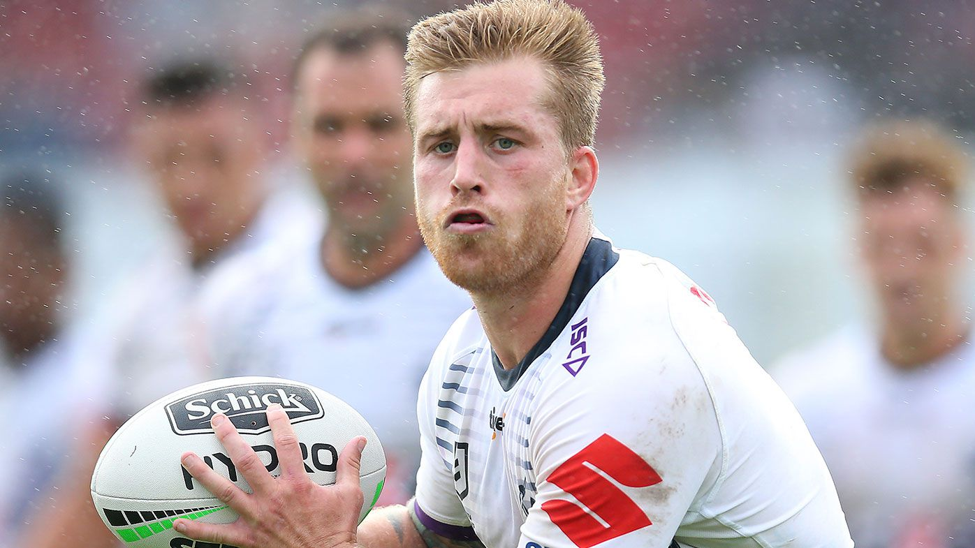 Cameron Munster's monster journey before borders close