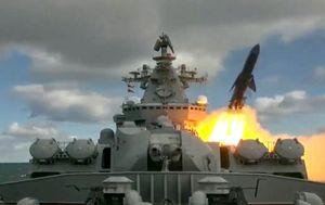 Russian navy conducts major war games near Alaska