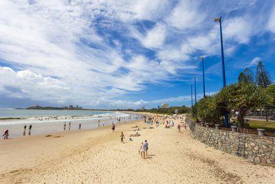 4. Mooloolaba Beach, Mooloolaba, QLD