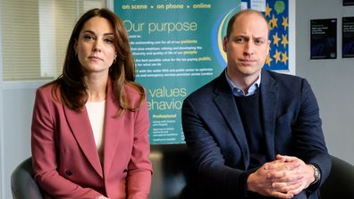The Duke and Duchess visit charity organisations before the coronavirus lockdown.