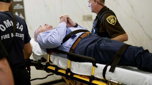 Serial killer doctor Anthony Garcia dozes through death