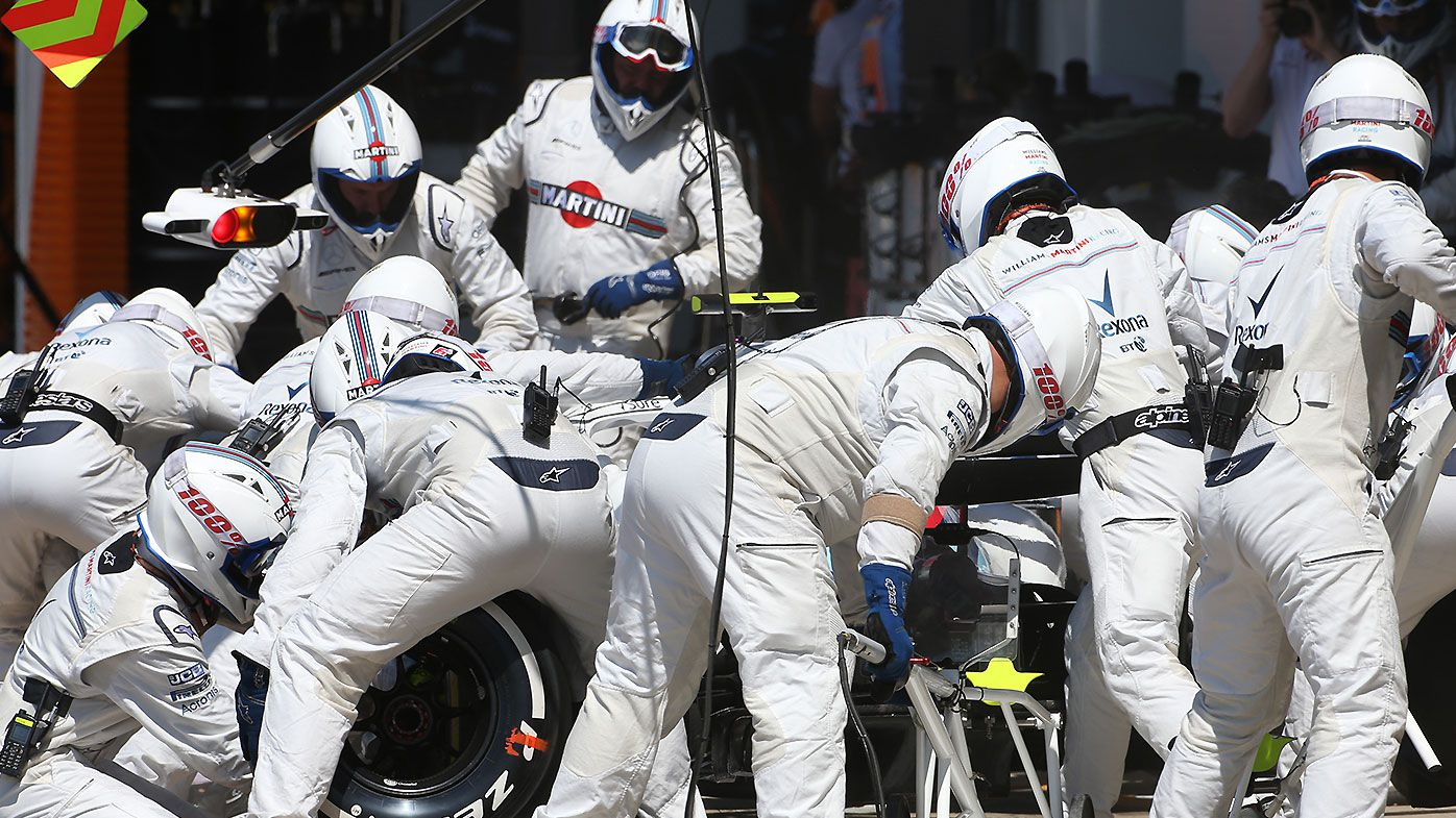 Williams boss admits to 'catastrophic' design fail during British Grand Prix