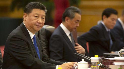 "President Xi Jinping has spoken about ""reuniting"" China with Taiwan."
