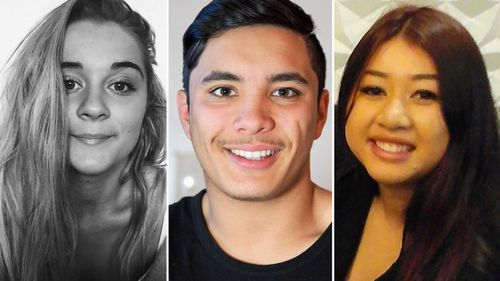 Alex Ross-King, Joshua Tam, and Diana Nguyen all died drug-related deaths at NSW music festivals.