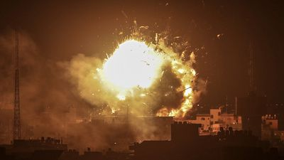 Rockets fired at Israel in retaliation to IDF raid