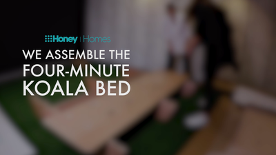 9Homes tested: can this bed frame really be assembled in four minutes?
