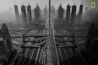 <strong>Cities: 3rd place - 'Reflection'</strong>