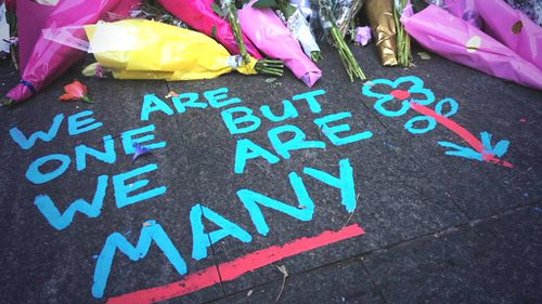 Other messages called for unity in the face of the attack.