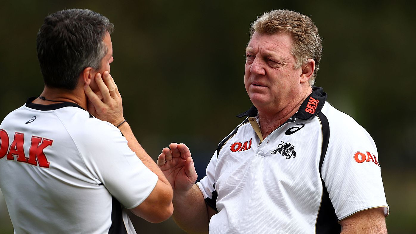 Gould's NRL coaching is no issue: Griffin