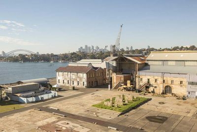 <strong>Cockatoo Island, Sydney</strong>