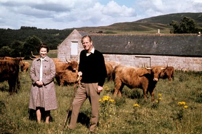 Queen Elizabeth's daily routine at Balmoral Castle